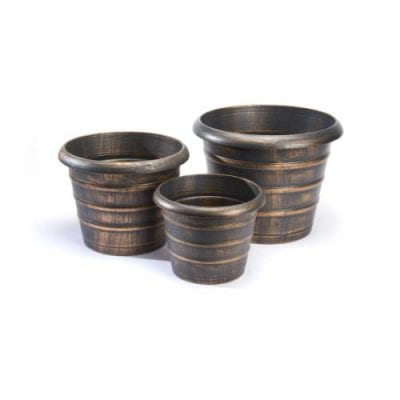 Gablemere 3 Beehive Planters