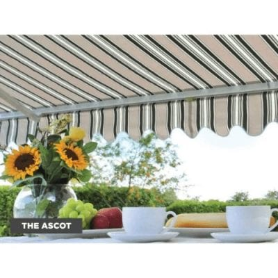Gablemere Deluxe Easy Fit Awnings