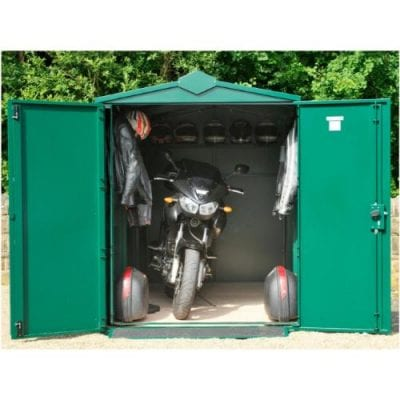 Asgard Motorcycle Storage Shed 10ft 11″ x 5ft 2″