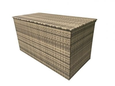 Signature Weave New Cushion Box in 8mm Nature Weave