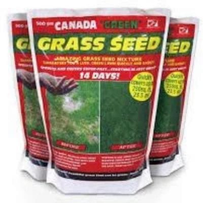 Gablemere Grass Seed