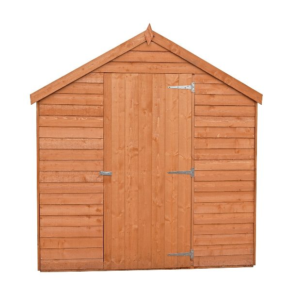 Shire 7 x 5 Value Overlap Apex Shed