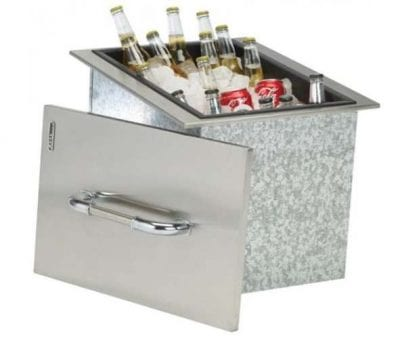 Bull Grills Stainless Steel Ice Chest