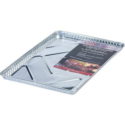 Bull Grills 76 cm Grill Grease Foil Tray Liners (pack of 3)