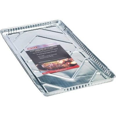 Bull Grills 97 cm Grill Grease Foil Tray Liners (pack of 3)