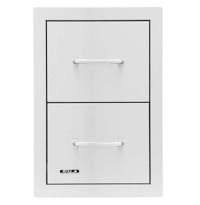 Bull Grills Double Drawer