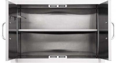 Bull Grills 76cm Lining for Double Doors