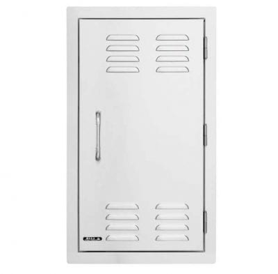 Bull Grill Large Vertical Vented Gas Bottle Door