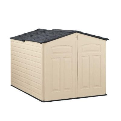 Rubbermaid Premium Roof Shed