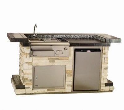 Bull Grills Entertainers Bar Deluxe
