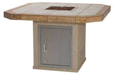 Bull Grills Square Fire Table