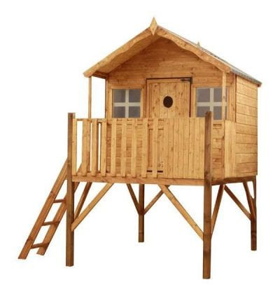 Mercia Honeysuckle Playhouse with Tower